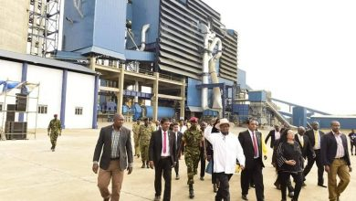 Photo of Simba Cement factory launched as Uganda's National Domestic Supply edges to 7million tonnes