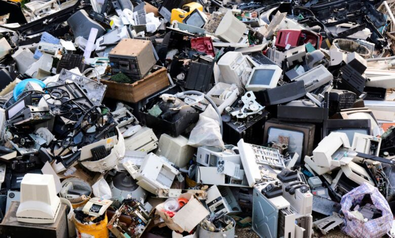 E-Waste is becoming a menace in Uganda